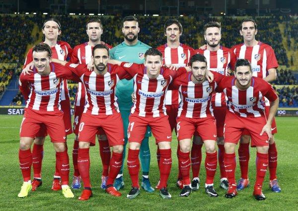 L'Atlético Madrid s'est assez facilement imposé en Coupe du Roi contre Las Palmas