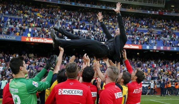 Les 5 années de Diego Simeone en tant que manager