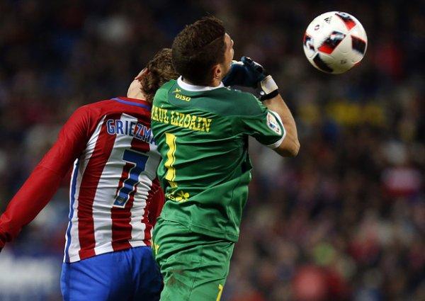 L'Atlético Madrid a perdu en 8e de finale retour de Coupe du Roi contre Las Palmas mais a assuré la qualification en quarts de finale