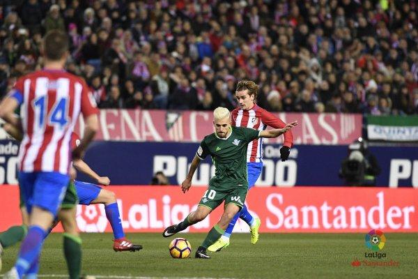 Petite victoire face au Betis Seville