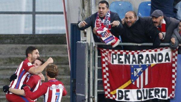 Atletico madrid - Ipurua
