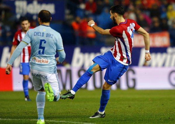 Victoire face au Celta Vigo (3-2)