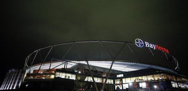 Zoom sur la Bay Arena