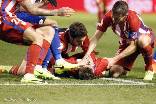 Fernando Torres est sorti de l'hopital !!!!