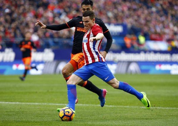 Belle victoire pour l'Atlético contre Valencia (3-0)
