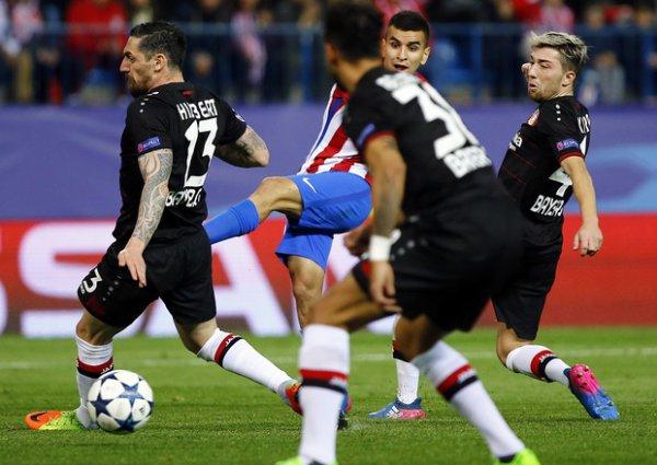 Atletico Madrid-Bayer Leverkusen (0-0), l'Atletico a bien géré