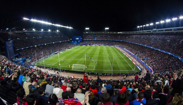 Autre vue du match