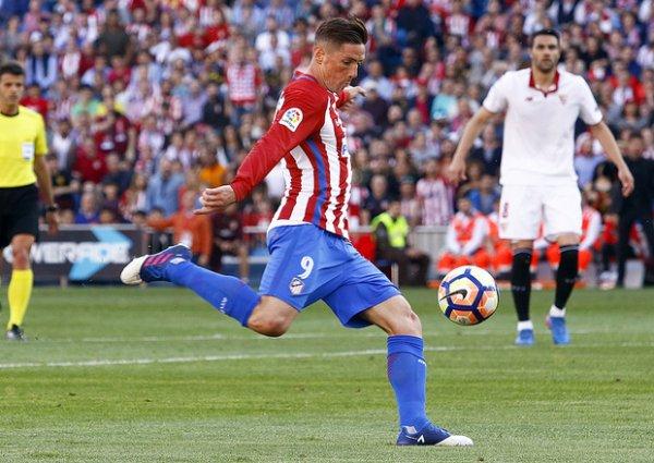Atletico Madrid - Seville