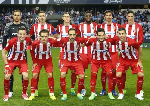 Malaga-Atlético Madrid (0-2), les Colchoneros remontent à la troisième place