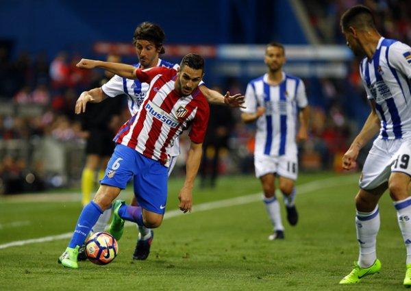 Vainqueur de la Real Sociedad (1-0) !