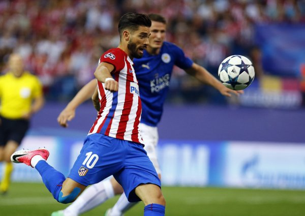 LDC : Atletico Madrid-Leicester City (1-0)