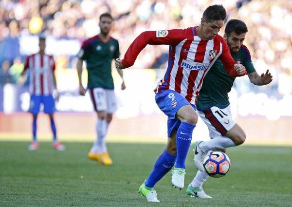 LDC : Atletico Madrid-Osasuna (3-0)