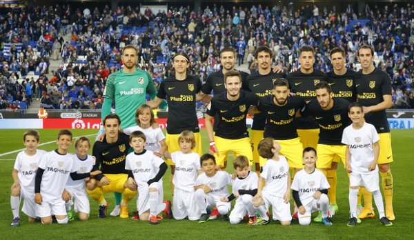 Merci Grizou !!! Victoire 1-0 face à l'Espanyol