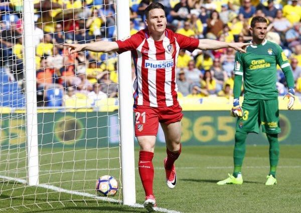 Atlético Madrid - Las Palmas (5-0), Gameiro et l'Atléti se baladent