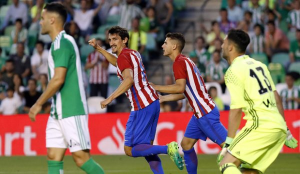 Atletico madrid - Betis (1-1)