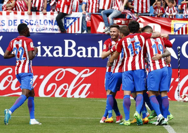 Atletico madrid - Atletic Bilbao (3-0)