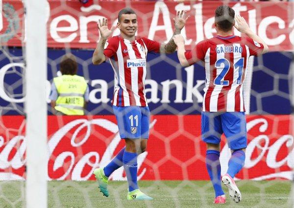 Atletico madrid - Atletic Bilbao (3-0)