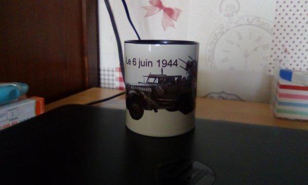 Mon mug personnalisé