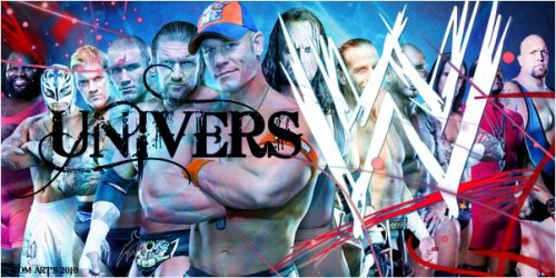 Welcome WWE Univers