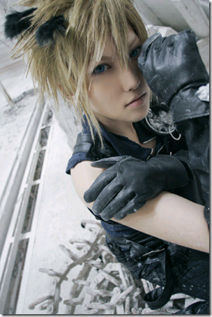 cosplay  final fantasy