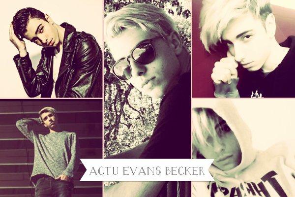 Bienvenue sur Actu-Evans-Becker