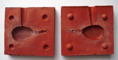 voila un des premier moule en resine rtv 139
