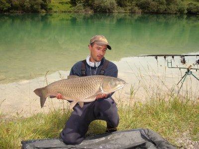 enfin mon premier fish pour 2011