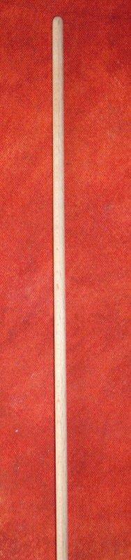 bouchon fais avec de la traingle a rideau en boits