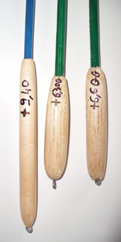 nouveau bulbe de balsa en 10 , 12 et 14 mm