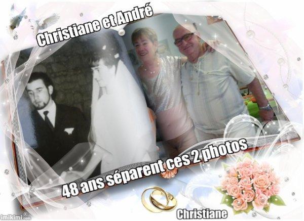 48 ans de mariage.