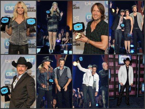 2010  -  CMT -  Award - Winners