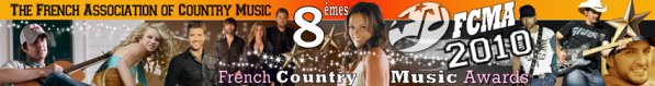 FRENCH COUNTRY MUSIC AWARDS
