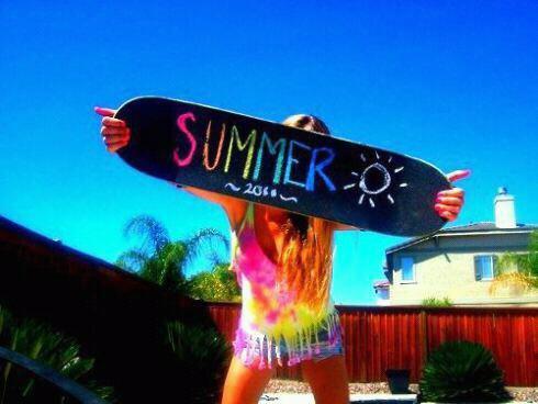 Enfin l'été !!!!!!!!