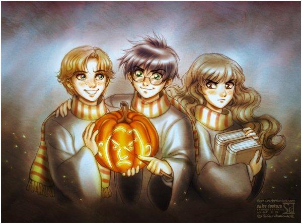 """Concours d'écriture Octobre / Texte 2 """"Une banale histoire d'Halloween"""""""