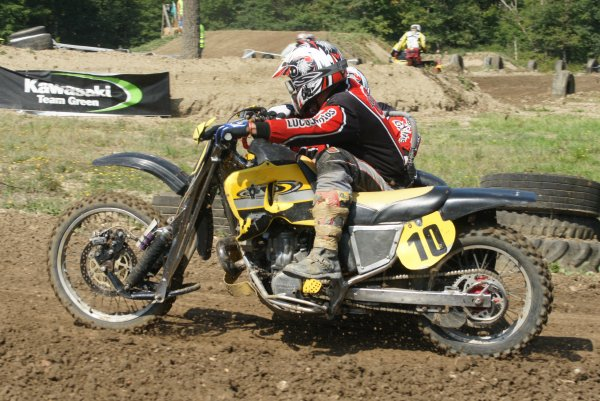 SIDE CAR CROSS SAINT SECONDIN 2011