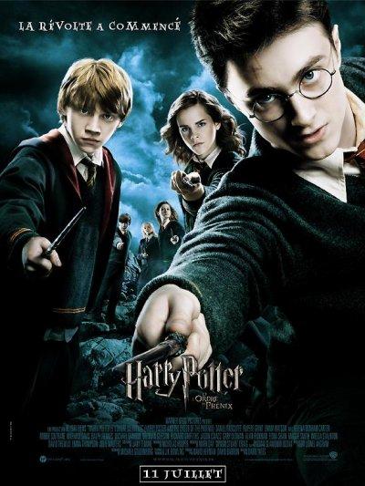 Harry Potter 5 et l'ordre du Phénix