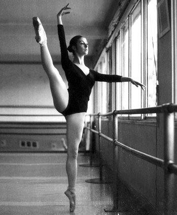 La danse, une passion.