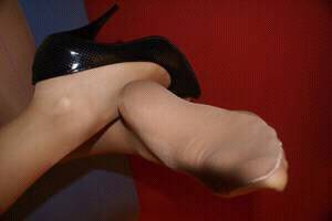 Mes pied :)