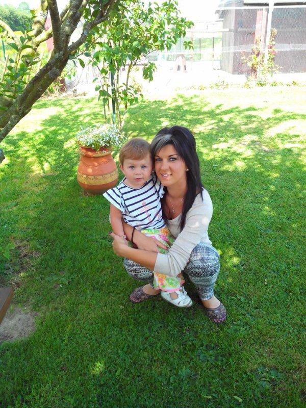Ma fille & Moi même <3