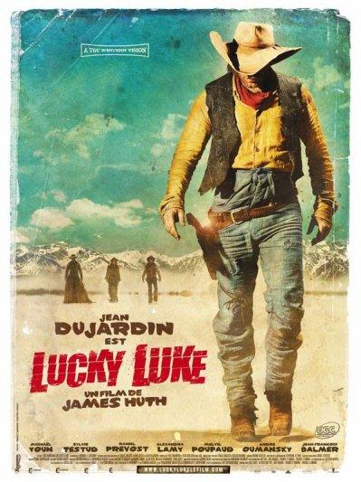 Lucky luke jean dujardin alexandra lamy for Nouveau film dujardin