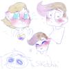 Sketchin' -Free art alert lmao-