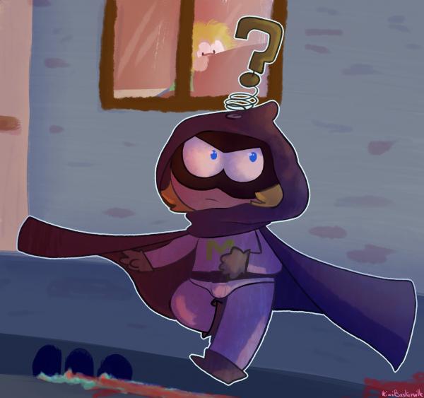 Mysterion 2 ptdr c le mem