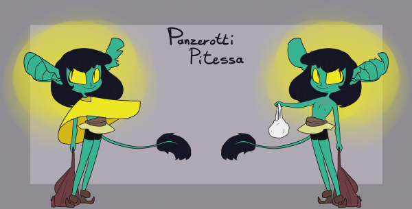 Panzerotti Pitessa