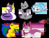Mabia + Pokémons
