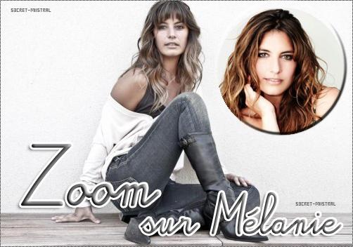 Biographie de Laetitia Milot ( Mélanie Rinato )