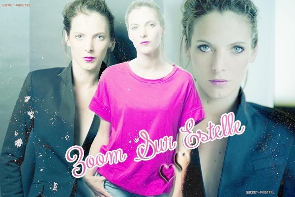Biographie De Elodie Varlet ( Estelle Cantorel )