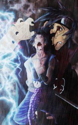 sasuke et itatchi