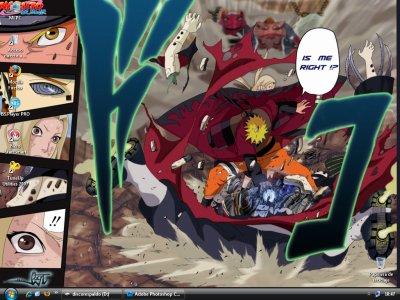 Naruto VS Pein