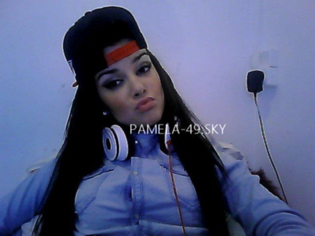 PAMELA - 49 . SKY