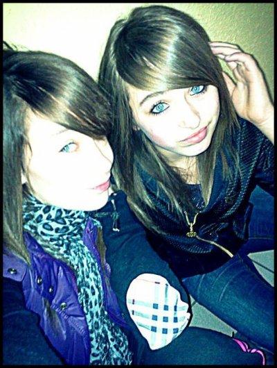 ♥ Tiffany & Saяah` ♥
